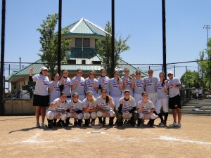WVC Knights Fast Pitch - NWAACC champs!