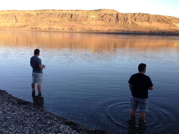 Maryhill State Park - Columbia River Gorge (Mike & Mitch)