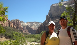 Hike to the Emerald Pools