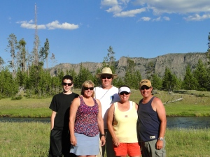 Overholt's and Miller's in Yellowstone NP