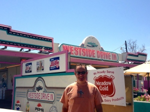 Westside Drive In  - appeared in Diners, Drive-In's and Dives