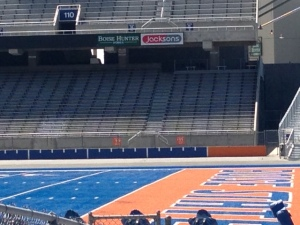 Boise State Blue!