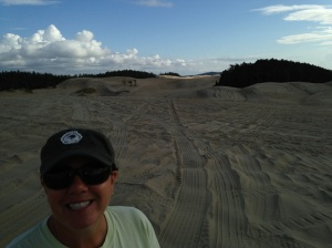 Sand Dunes in Florence