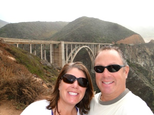 Bixby Creek Bridge, near Big Sur