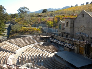 Mountain Winery concert venue, Saratoga