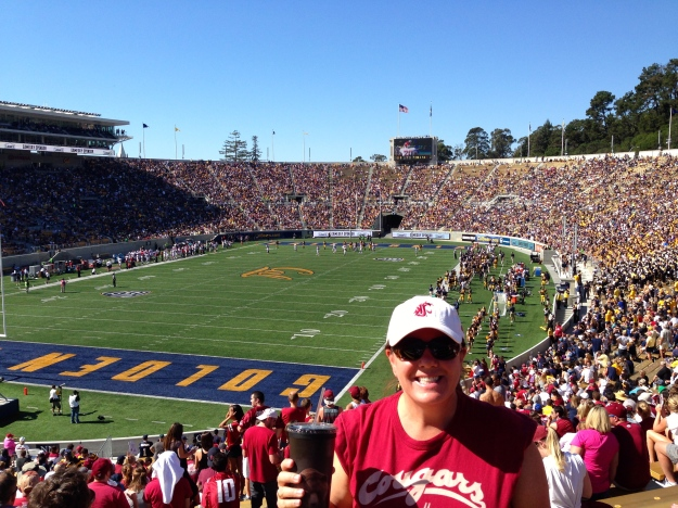 Cougs vs. Cal