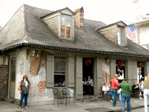 Blacksmith Bar in French Quarter