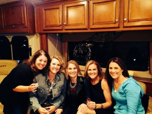 Me, Sunny, Laurie, Renee & Alicia
