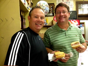 Muffuletta's at Central Grocery