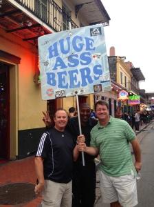 Classic Bourbon Street
