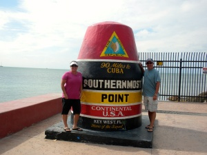 90 miles from Cuba