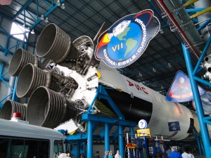 Saturn V up close & personal!