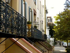 Loved the architecture in Savannah