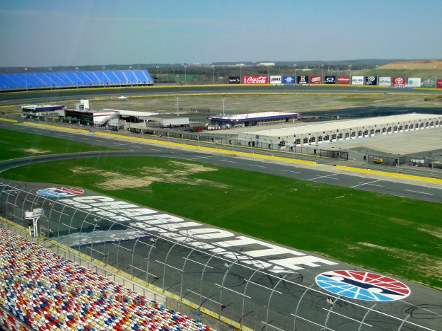 Our tour of the Speedway
