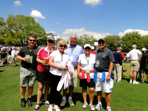 Mitch, Sunny, Ann, Jerry, Traci and Me