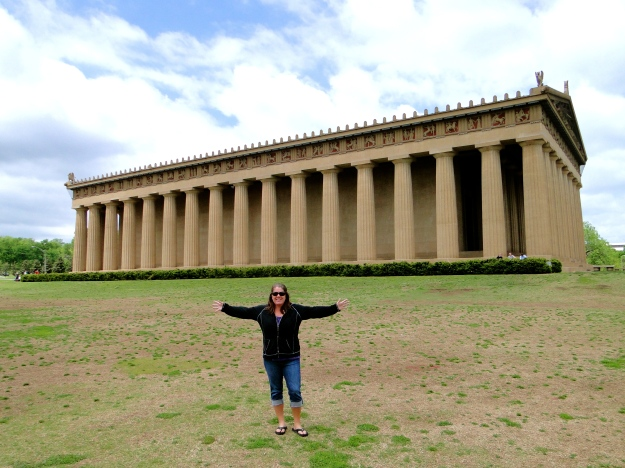 The Parthenon in Nahsville