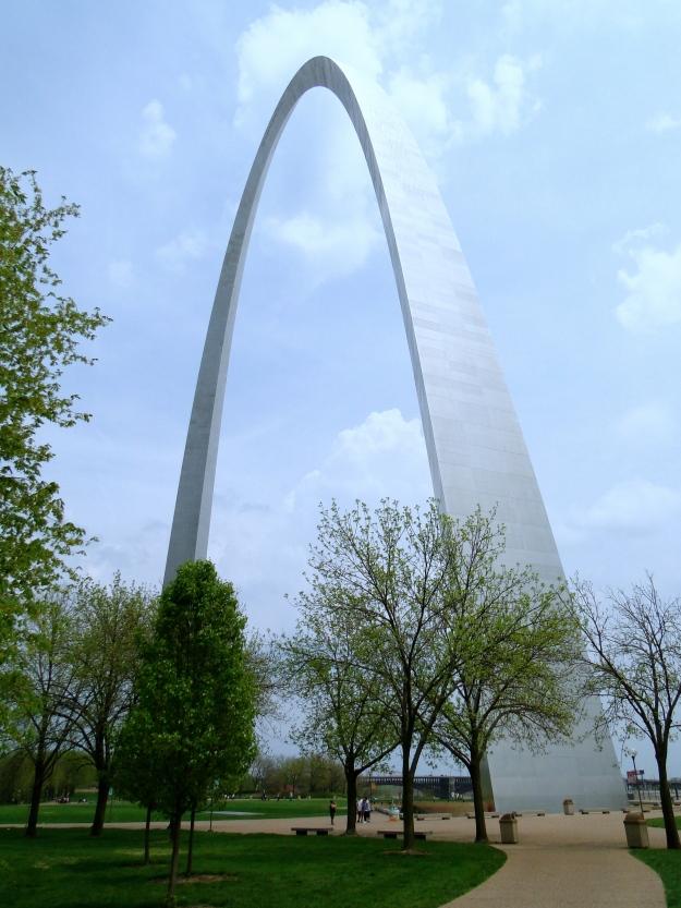 The St. Louis Arch, Gateway to the West