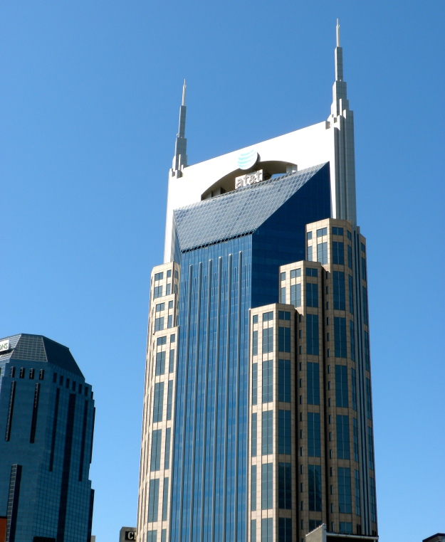 AT&T Building, downtown Nashville