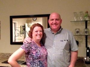 Mark & Denise Abbott