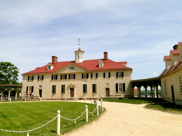 George Washington's Estate, Mt. Vernon