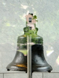 Our Liberty Bell photo from outside