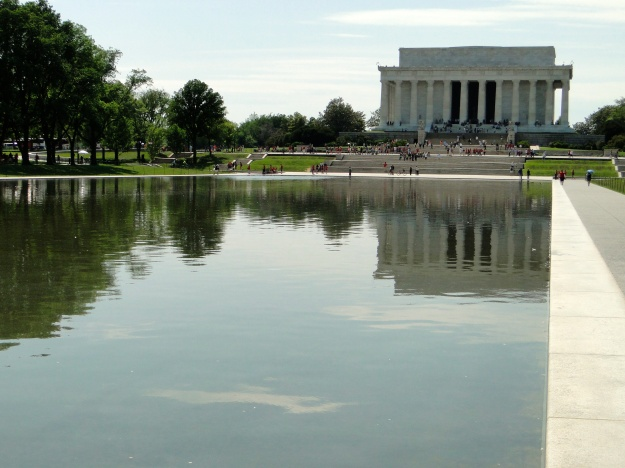 Lincoln Memorial and Reflecting Pond
