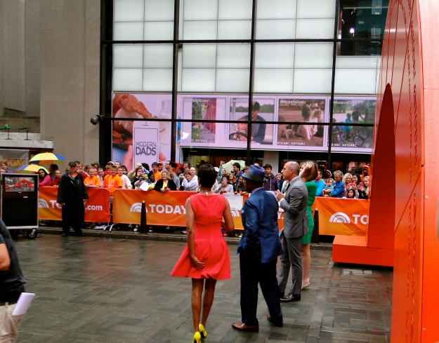 The Today Show - Savannah, Matt, Al & Tamryn