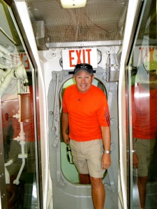 Inside the Submarine