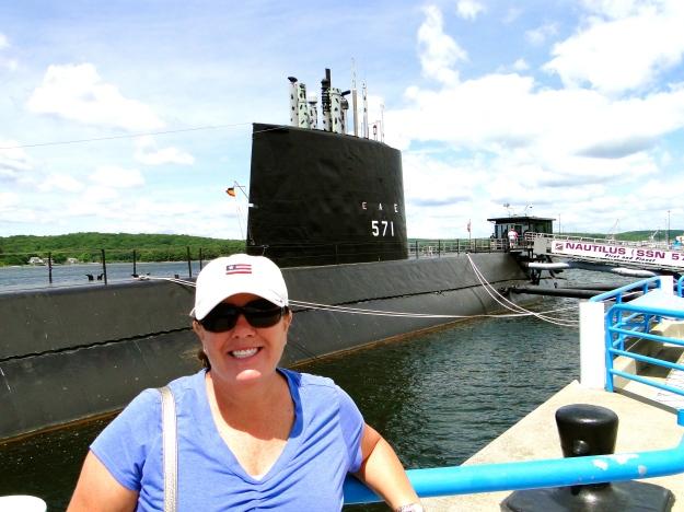 USS Nautilus Submarine