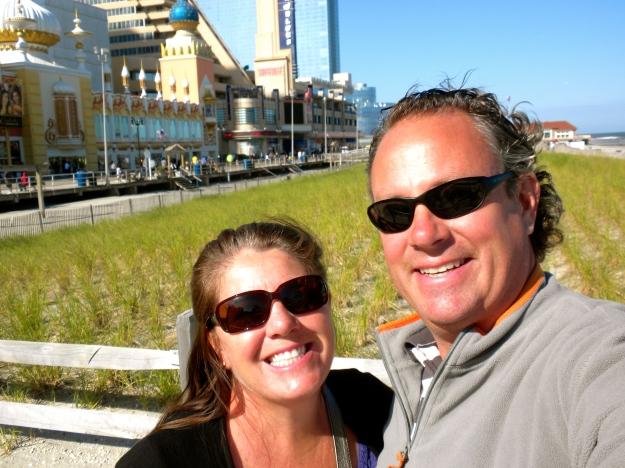 Atlantic City Boardwalk