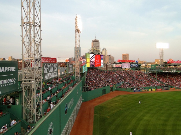 The Green Monster, Fenway