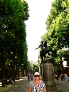 Traci and Paul Revere