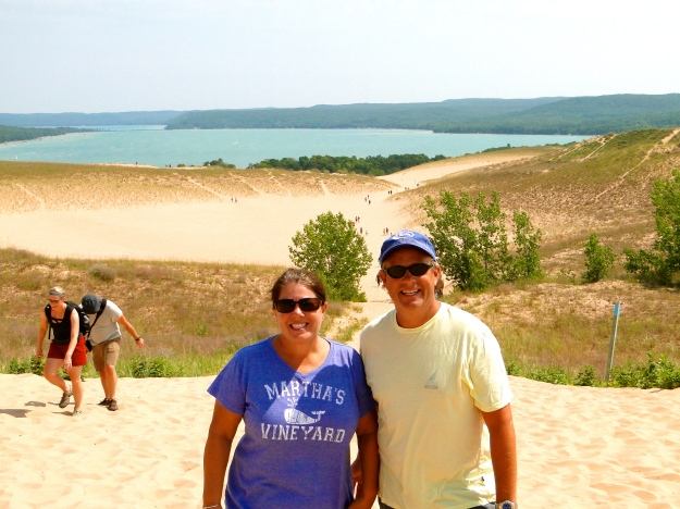 Sleeping Bear Dunes National Lakeshore, Lake Michigan