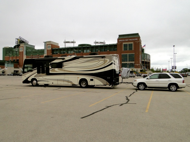 The MoHo at Lambeau Field