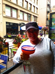 Strawberry Marg in Cleveland
