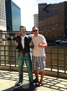 Mike & the Fonz