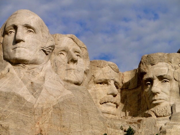 Mount Rushmore, Keystone, SD