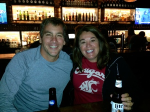 Steve and Traci