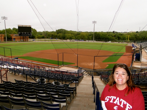 Site of the Softball World Series