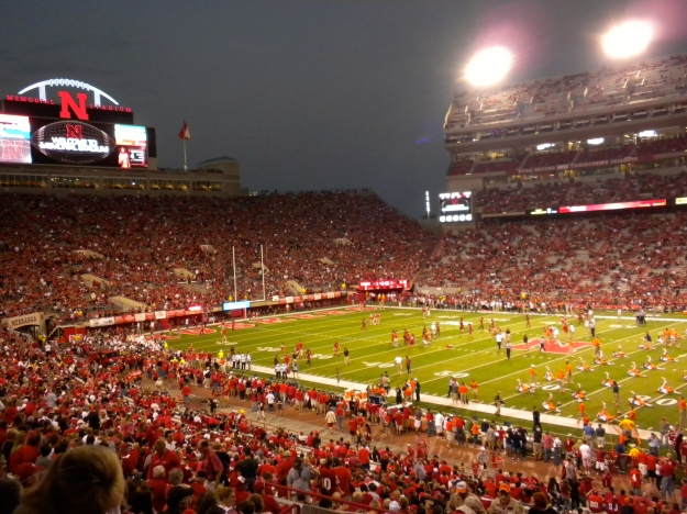 Memorial Stadium, Lincoln, Nebraska - Go Big Red!