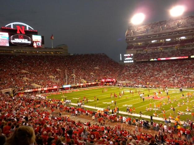 Memorial Stadium, Lincoln, Nebraska - Go Big Red!