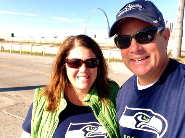 Go Hawks, St. Louis