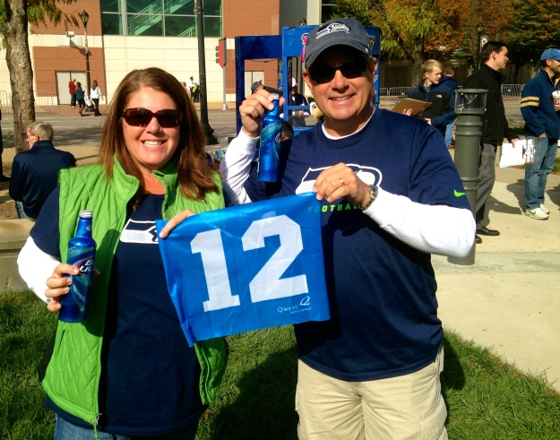 12's are in the house!