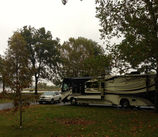 Willow Beach Campground
