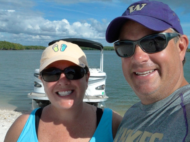 Pontoon Cruise into Everglades National Park