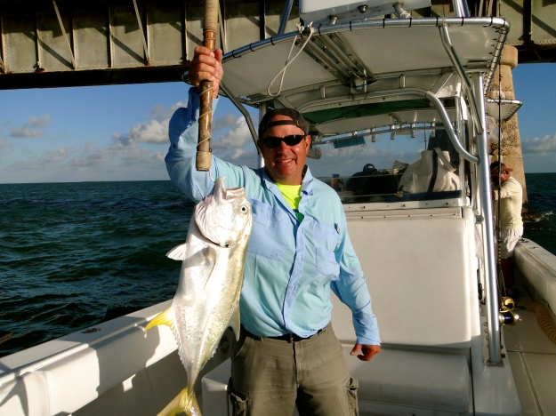 Mike and his Jack Crevalle
