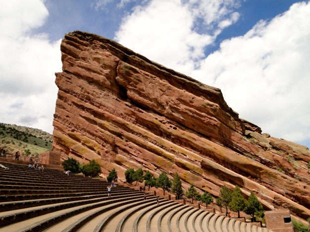 More Red Rocks