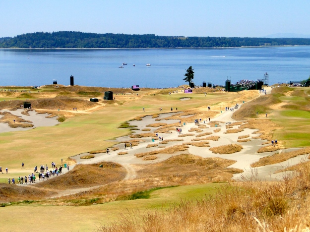 Chamber Bay Golf Course, 2015 US Open
