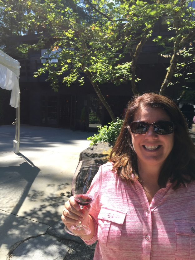 A trip to Woodinville and rejoining some of our favorite wine clubs was a must
